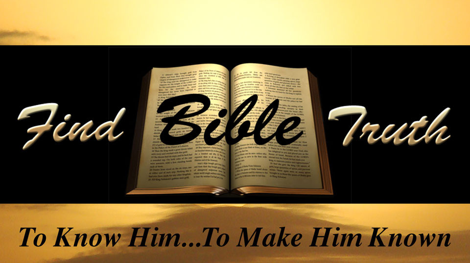 Find Bible Truth
